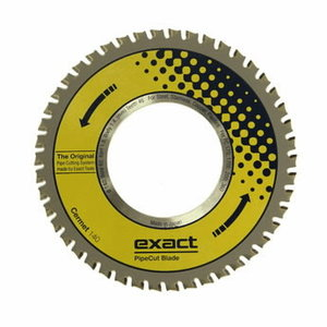 Disc for EXACT Pipecut CERMET 140x62mm, Exact tools