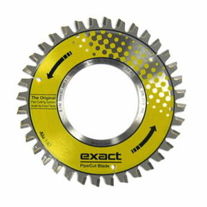 Blade for Exact pipecut. ALU 140x62mm, Exact tools