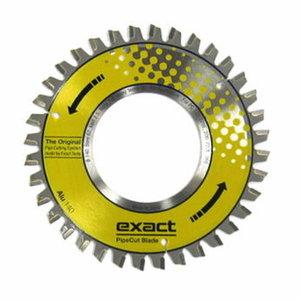 Ketas torulõikurile Exact Pipec. ALU 140x62mm, Exact tools