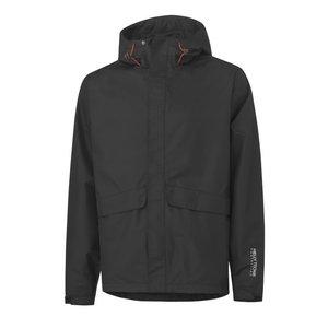 Rain jacket Manchester, black L, Helly Hansen WorkWear