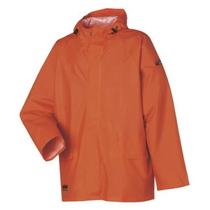 Rain jacket Mandal, orange L, Helly Hansen WorkWear