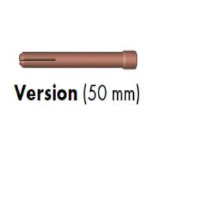 TIG elektrodo laikiklis 1,6x50mm ABITIG 17/18/26, Binzel