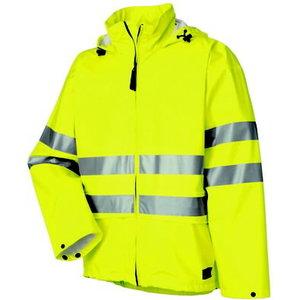 Kõrgnähtav vihmajakk Narvik, kollane L, Helly Hansen WorkWear