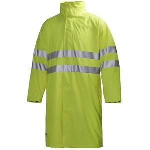 Kõrgnähtav vihmamantel Narvik, kollane L, Helly Hansen WorkWear