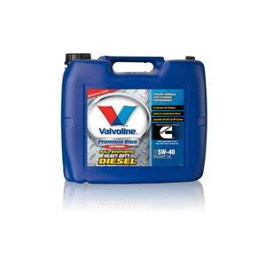 Mootoriõli PREMIUM BLUE EXTREME 5W40 20L, Valvoline