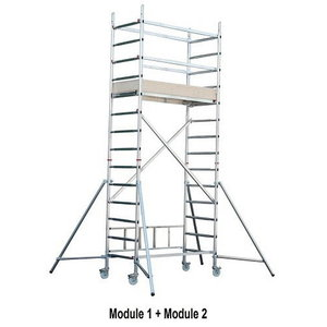 Mobile tower  Nr. 2, Alu-Pro