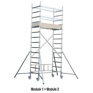 Pastoliai (modulis 2)  460cm, Alu-Pro
