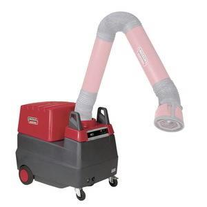 Mobile welding fume extractor MOBIFLEX 400-MS/C, Plymovent