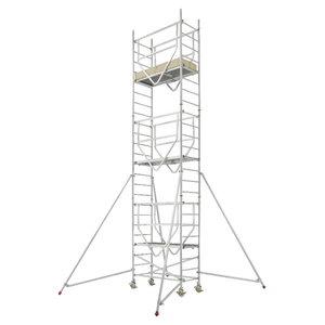Mobile scaffold 7070/07, Hymer