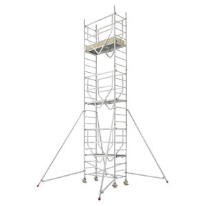 Mobile aluminum scaffolding 7070/, Hymer