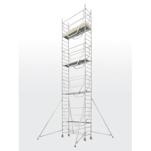 Mobile tower 7075/09, Hymer