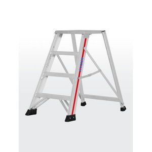 Step ladder 4 steps 0,84m 71020, Hymer