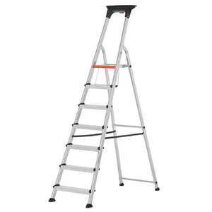 Step ladder 7 steps 1,44m 71026, Hymer