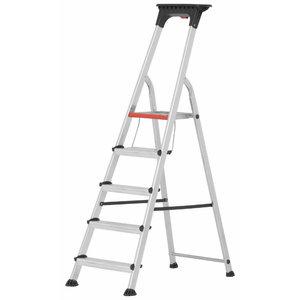 Step ladder 8 steps 1,66m 71026, Hymer