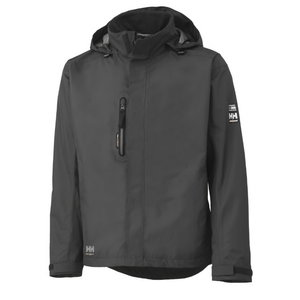Manchester JKT Charcoal XL, Helly Hansen WorkWear