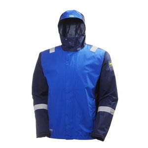 AKER SHELL JACKET, blue L, Helly Hansen WorkWear