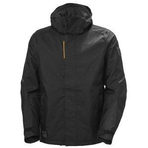 Shell jacket Kensington, black, Helly Hansen WorkWear