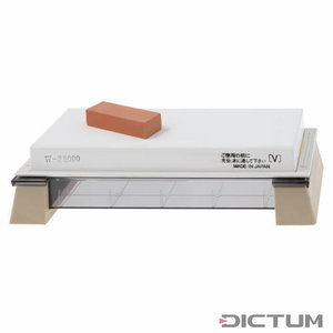 Cerax® Honing Stone,  with Base, 8000 Grit, DICTUM