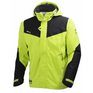 Vējjaka MAGNI green M, Helly Hansen WorkWear