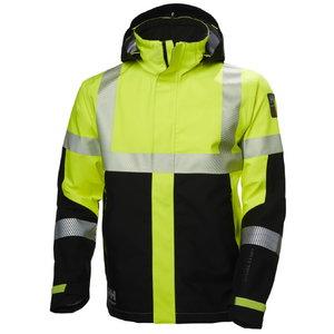 Koorikjope Icu kõrgnähtav CL3, kollane/must XL, , , Helly Hansen WorkWear