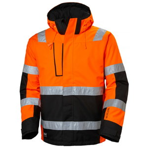 Vējjaka Alna HI-VIS orange/black 2XL, Helly Hansen WorkWear
