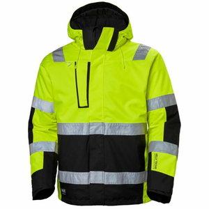 Kõrgnähtav koorikjope Alna kollane/must XL, Helly Hansen WorkWear