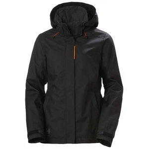 Jacket Luna hooded, women, black, Helly Hansen WorkWear