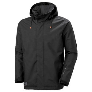 Shell jacket Oxford, black L, Helly Hansen WorkWear