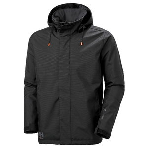Shell jacket Oxford, black, Helly Hansen WorkWear