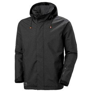 Shell jacket Oxford, black XL, Helly Hansen WorkWear