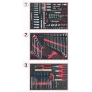 Instrumentu pamatkomplekts, 310 gab., Kstools