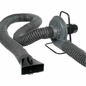 Nešiojamas ventiliatorius MNF (215) 2400m3/h 230V/1f/50Hz, Plymovent