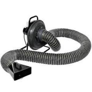 Portable fan MNF (435), 400V/3ph/50Hz 2400m3/h, Plymovent
