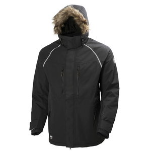 Winter jacket parka Arctic, black, Helly Hansen WorkWear