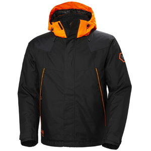Talvejope Chelsea Evolution kapuutsiga, must S, Helly Hansen WorkWear