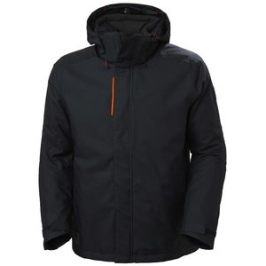 Winter jacket Kensington, hooded, navy S, Helly Hansen WorkWear