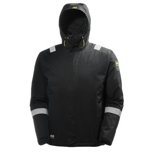 AKER WINTERJACKET black L, Helly Hansen WorkWear