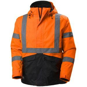 Talvejope Alta CIS 4-in-1 kõrgnähtav CL3, oranz/must, Helly Hansen WorkWear
