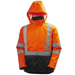 Striukė Alta CIS 4-1, oranžinė /juoda XL, Helly Hansen WorkWear