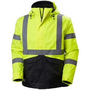 Talvejope Alta CIS 4-in-1 kõrgnähtav CL3, kollane/must, Helly Hansen WorkWear