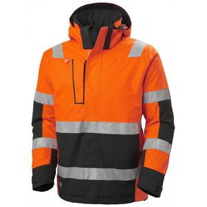 Žieminė striukė Alna 2.0,  CL3, did. matomumo oranžinė/juoda L, Helly Hansen WorkWear
