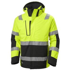 Talvejope Alna 2.0 kõrgnähtav CL3, kollane/must, Helly Hansen WorkWear