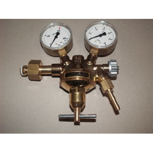 """Pressure regulator O2  W21,8x1/14"""" G3/8x6mm"", Binzel"