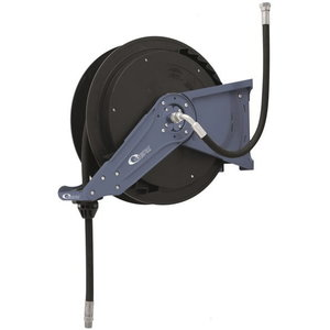 Hose reel for grease 10 mm x 15m open hose reel, Orion