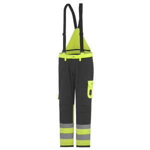 Winterpants Aberdeen, HI-VIS yellow/charcoal, Helly Hansen WorkWear