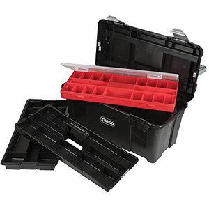 Įrankių dėžė T35 juoda, Raaco