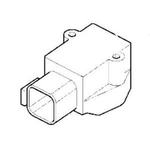 Sensor positional, JCB