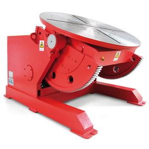 Welding positioner POS-2TW, load capacity 2000kg, Javac