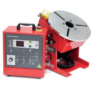 Welding positioner PRO 3, max. load 290kg (with COM-1800), Javac