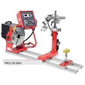 Circumferental seams device PRO2/28-SR60 wo.control unit, Javac